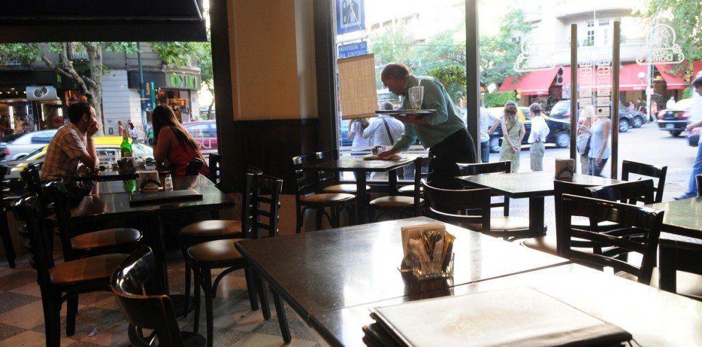 El rubro gastronómico sufre la caída del consumo