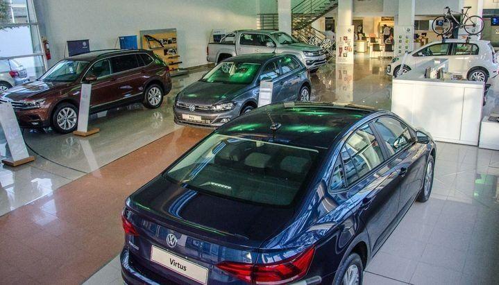 Cayó 57,2% la venta de autos en Salta en el primer trimestre