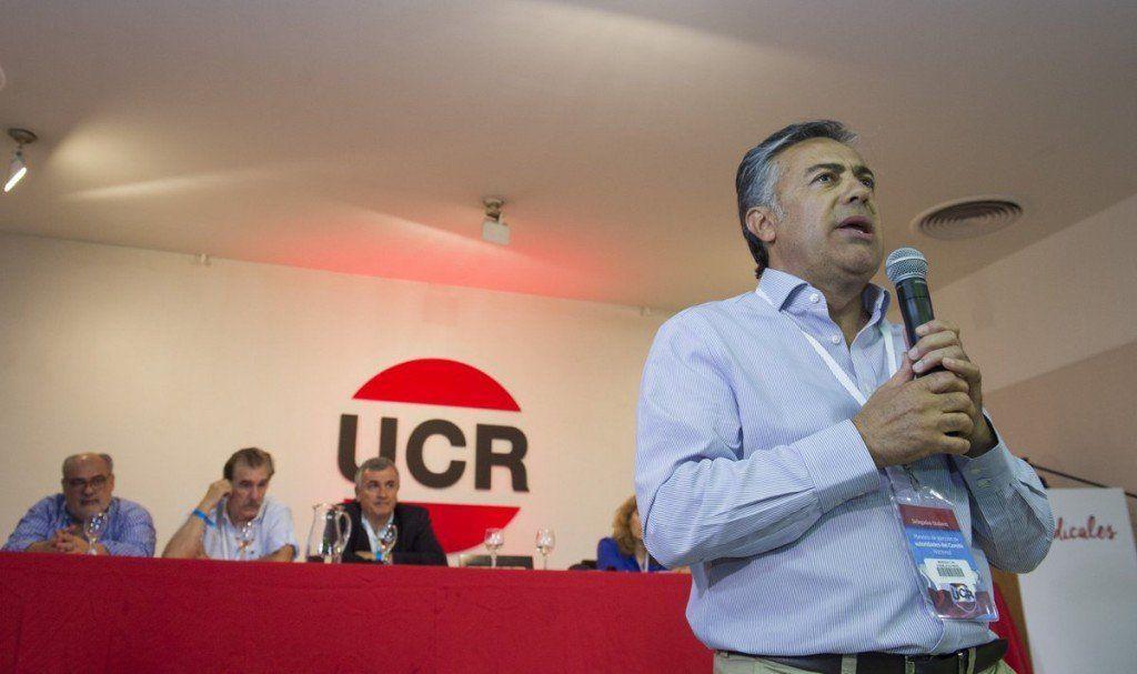 La UCR avanza en el reclamo de abrir las primarias en Cambiemos