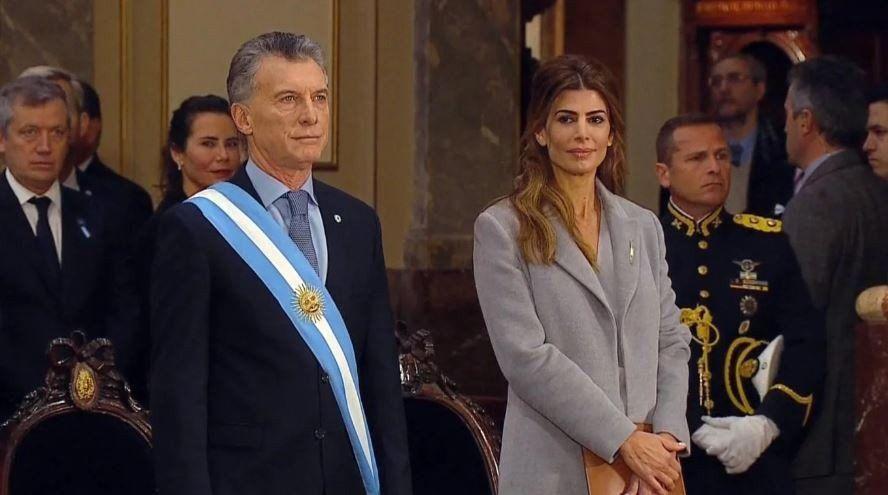 Macri presenció el Tedeum en la catedral metropolitana
