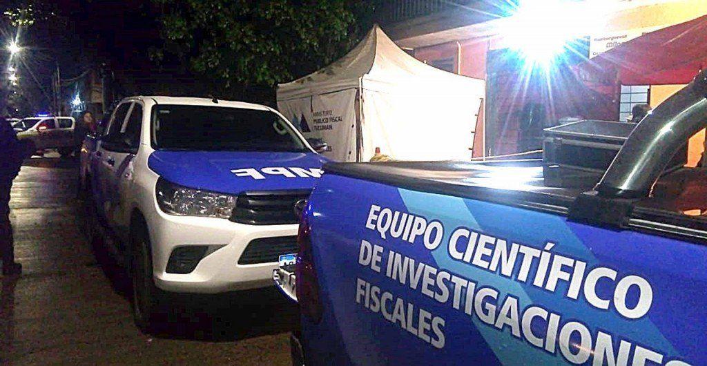 Avanza la investigación por una muerte en Villa Luján