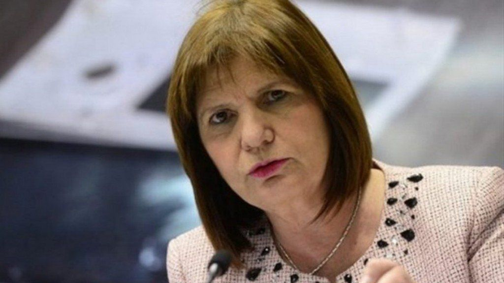 Piden iniciar juicio político a Patricia Bullrich