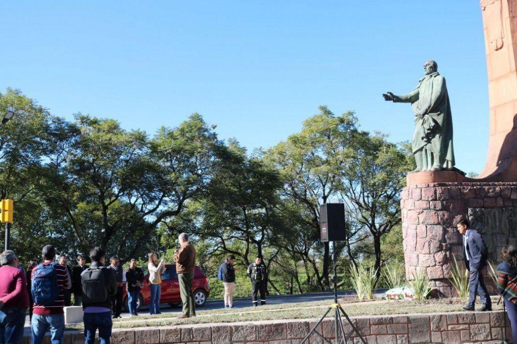 Recordaron al Canónigo Juan Ignacio de Gorriti en Jujuy