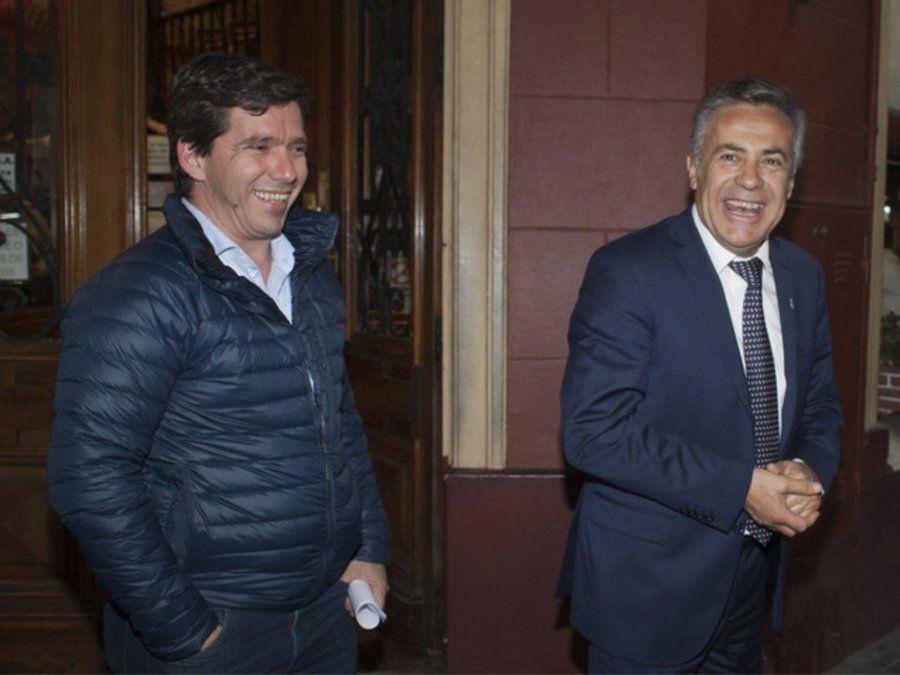 Cornejo va en busca de la unanimidad para ampliar Cambiemos