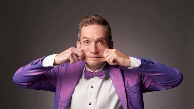 El Teatro Alberdi recibe el Stand Up Comedy Show de Diego Reinhold