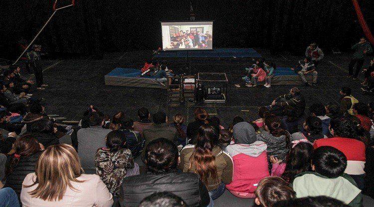 El Circo Social se cuela en los barrios tucumanos