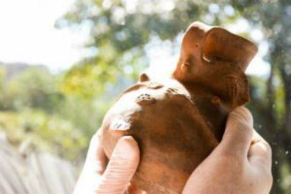 Analizaron las vasijas descubiertas en Tafí Viejo