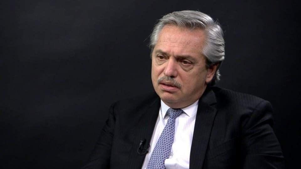 Alberto Fernández presentó su primer spot de campaña