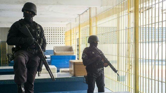 Brasil: un enfrentamiento entre prisioneros deja 15 muertos en una cárcel de Manaos