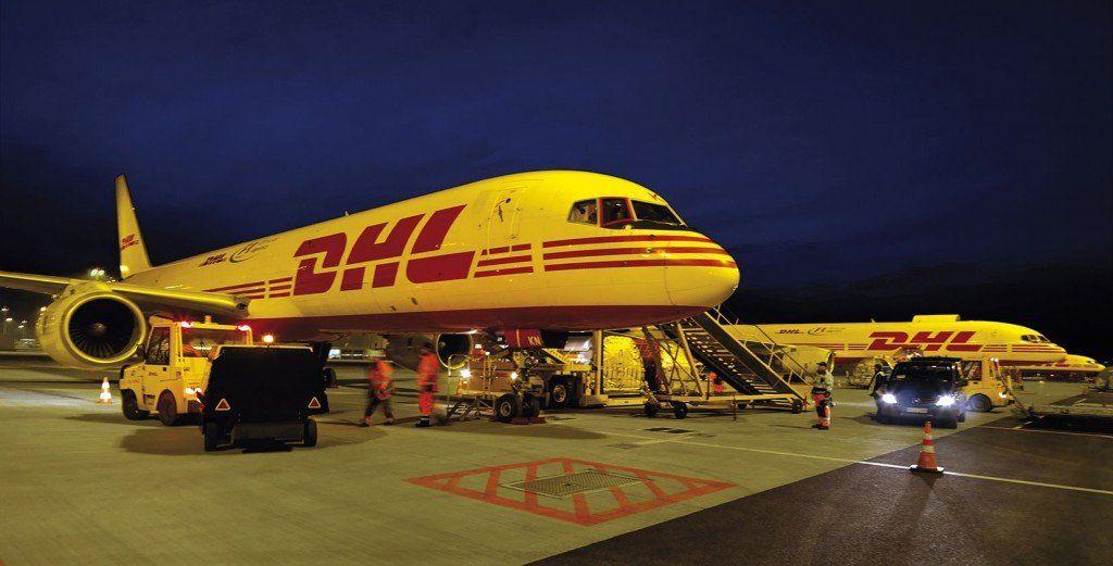 DHL suspendió los envíos de carga entre EEUU y Venezuela