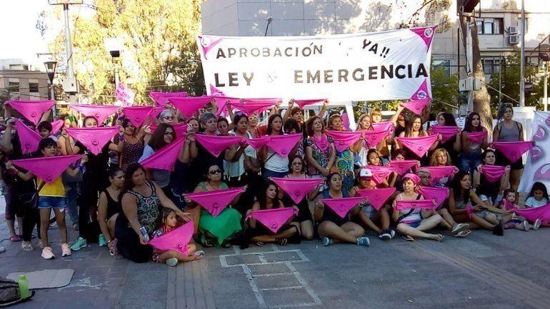 Femicidios: Insisten en que se declare la Emergencia en Violencia contra las Mujeres