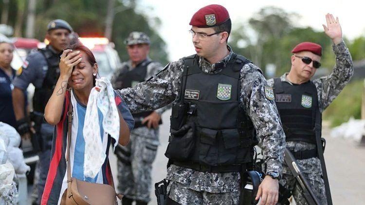 Violencia en cárceles de Brasil: al menos 57 muertos en dos días