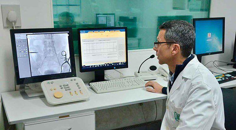 El hospital Padilla ahora trata aneurismas de aorta abdominal
