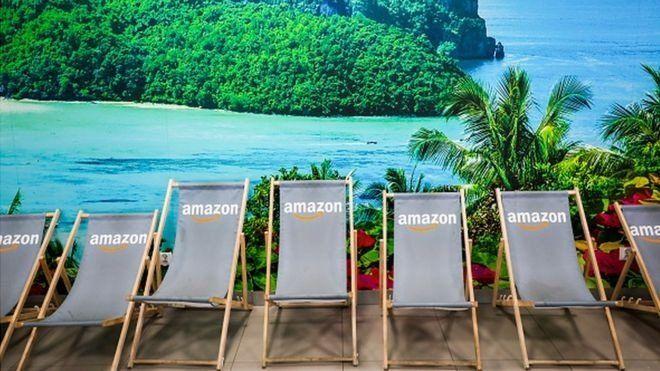 Amazon les gana a 8 países sudamericanos la batalla por el nombre en internet