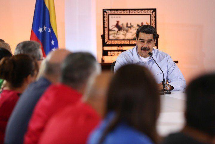 Maduro llamó al Partido Socialista a prepararse para las elecciones