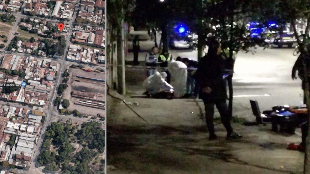 Asesinan a un hombre de dos puñaladas