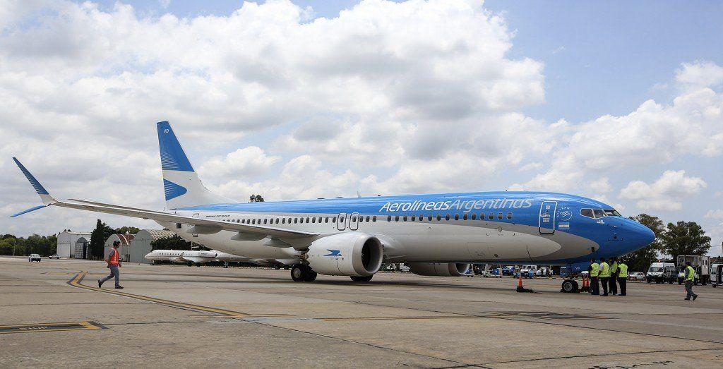 Argentina deberá pagar US$ 320 millones por expropiar Aerolíneas