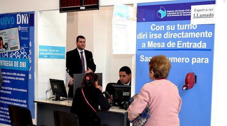 Las delegaciones del Registro Civil abrirán este sábado