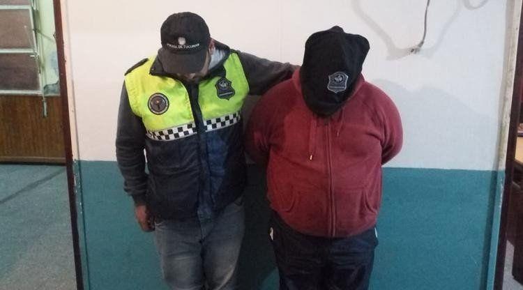 Detuvieron a un sospechoso del robo a un funcionario de la provincia