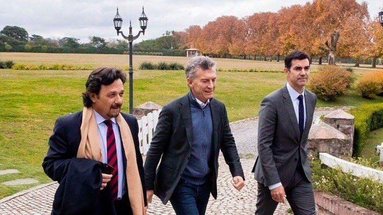 Macri se reunió con Juan Manuel Urtubey y Gustavo Sáenz