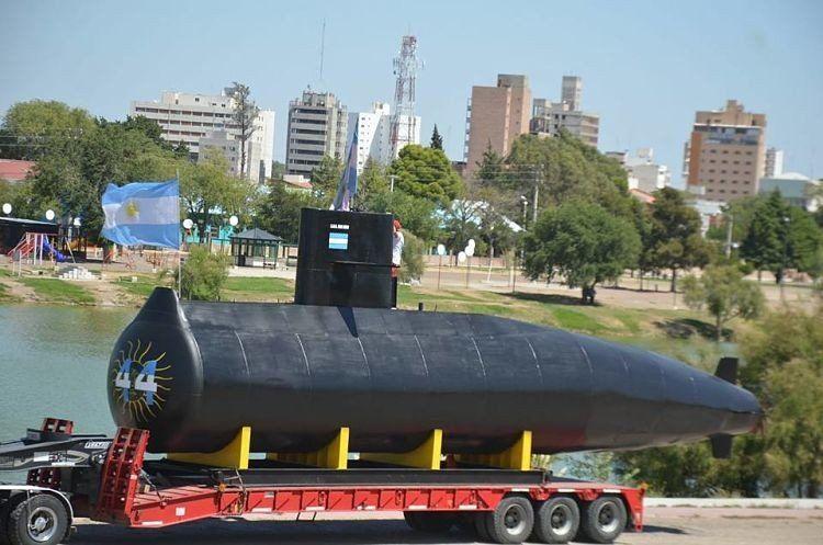 ARA San Juan: pondrán una réplica del submarino en Mar del Plata