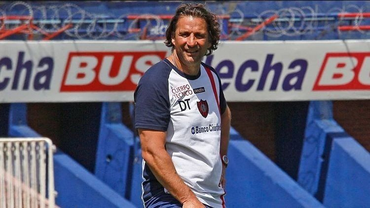 Juan Antonio Pizzi es el nuevo DT de San Lorenzo