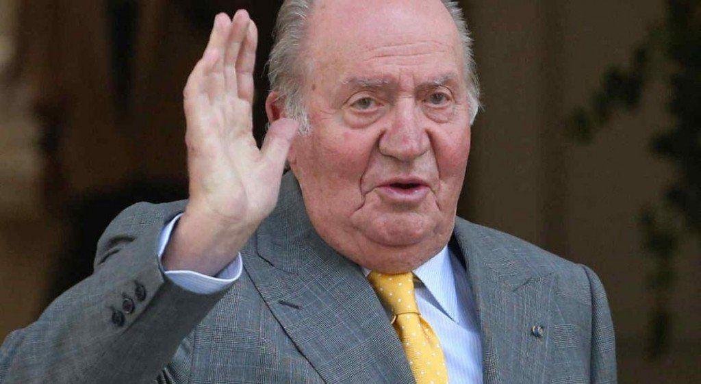 El rey Juan Carlos se retira de la actividad pública