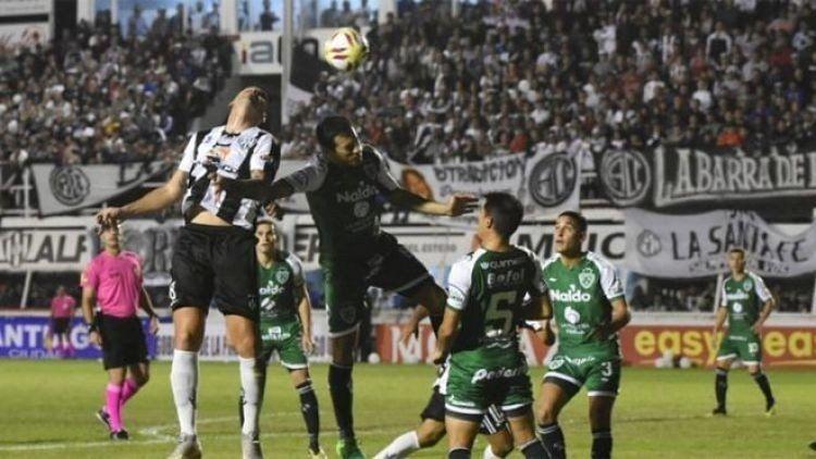 B Nacional: Central Córdoba y Sarmiento empataron en la ida