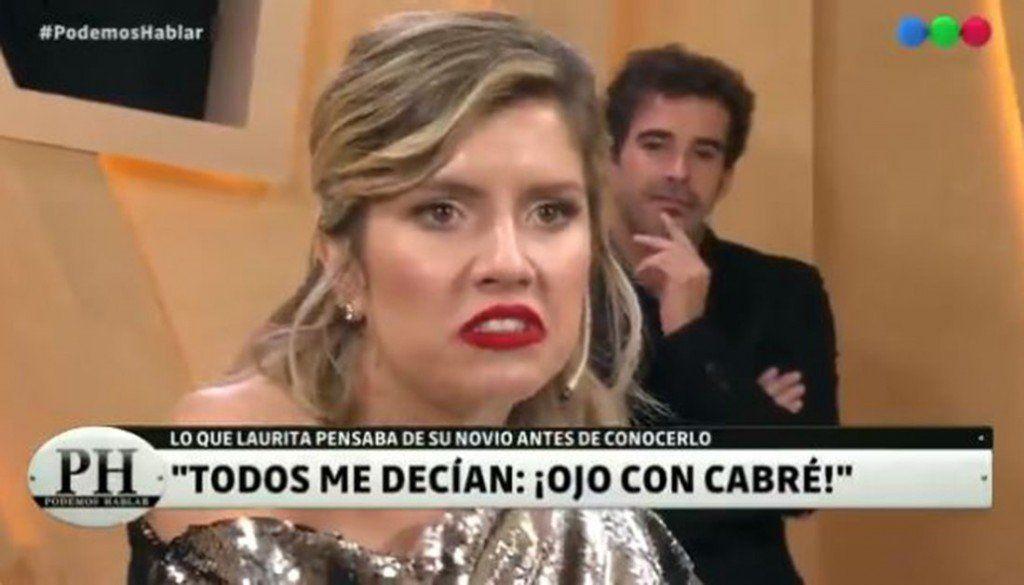 Laurita Fernández contó su flechazo tardío con Cabré