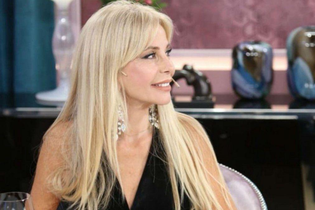 La confesión de Graciela Alfano sobre la muerte de su padre