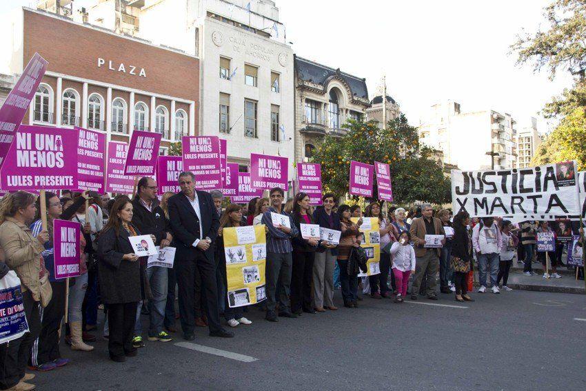 Ni una menos: organizaciones marcharán contra la violencia a la mujer