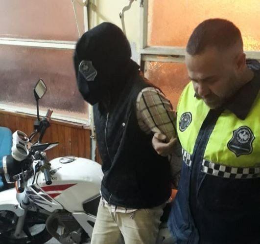 """Cayó """"Cacha"""", un conocido rompevidrios y ladrón de motos"""