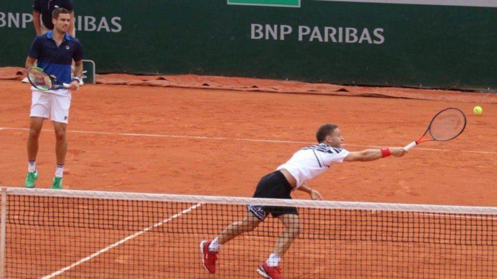 Roland Garros: Schwartzman y Pella jugarán semifinales