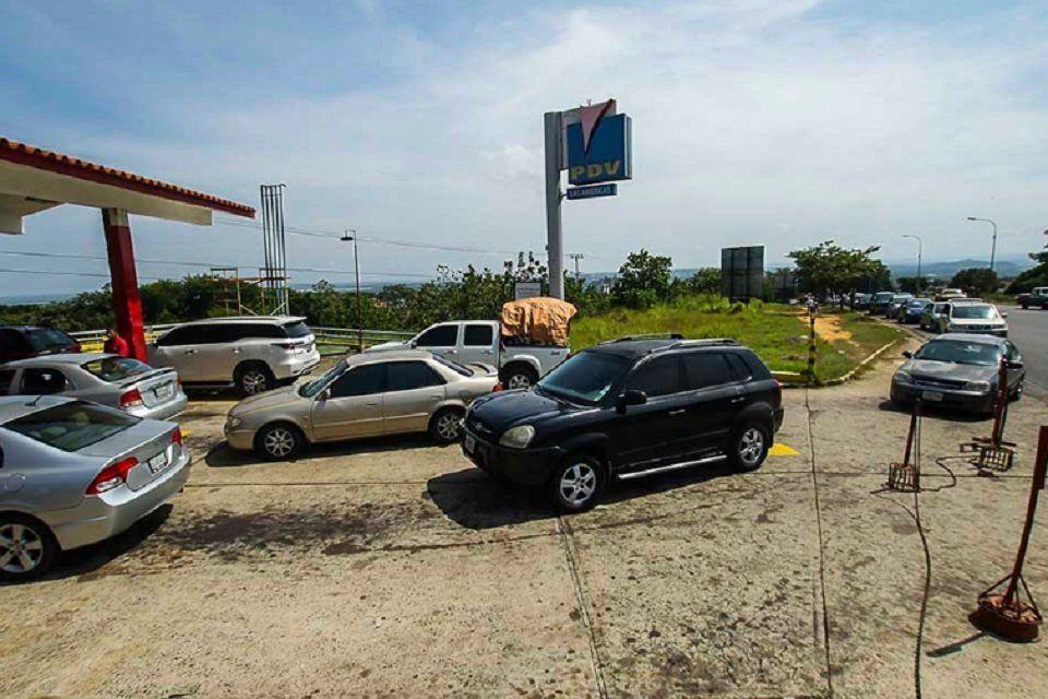 Rige en el Estado de Monagas un plan de racionamiento de combustible