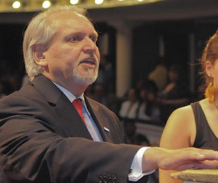 García Biagosch: En Banda del Río Sali hay que hacer cosas por la gente