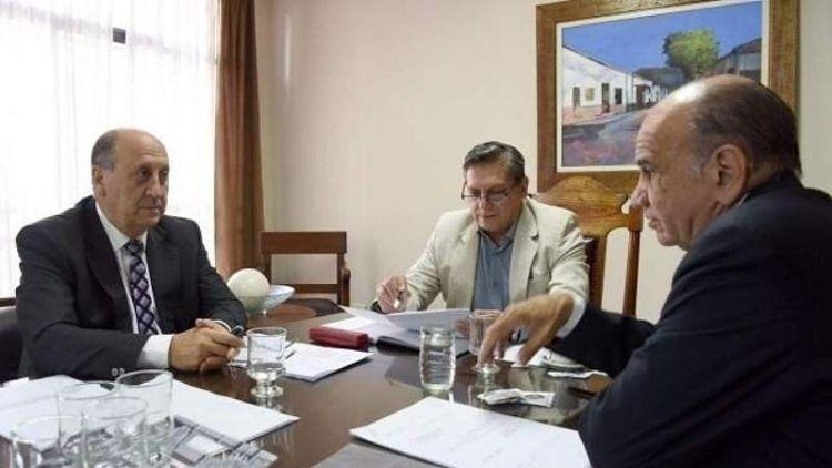 Edmundo Jiménez decidió apartarse de la Junta Electoral Provincial