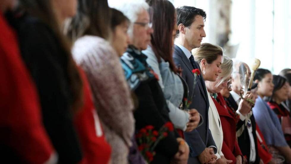 Canadá admite su culpa en el genocidio de mujeres indígenas