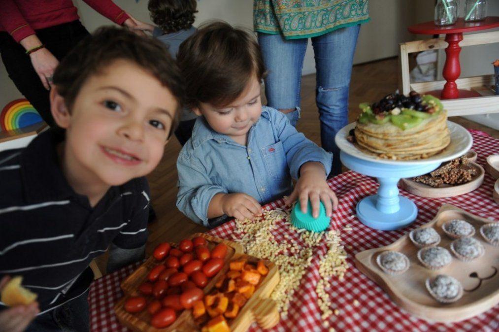 Cómo enseñarle al niño celíaco qué alimentos no debe comer