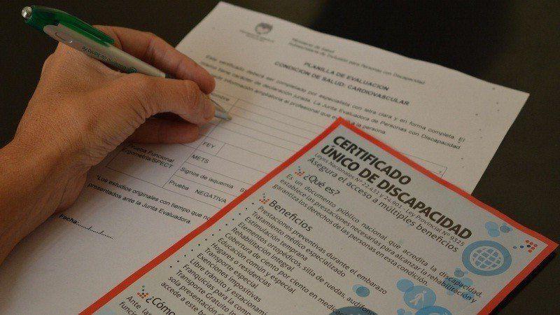 Certificados médicos digitalizados para beneficiarios de pensiones