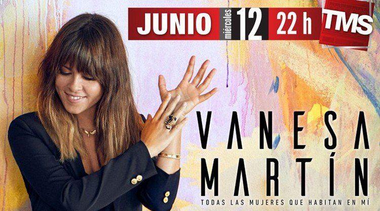La cantante española Vanesa Martín se presentará en Tucumán