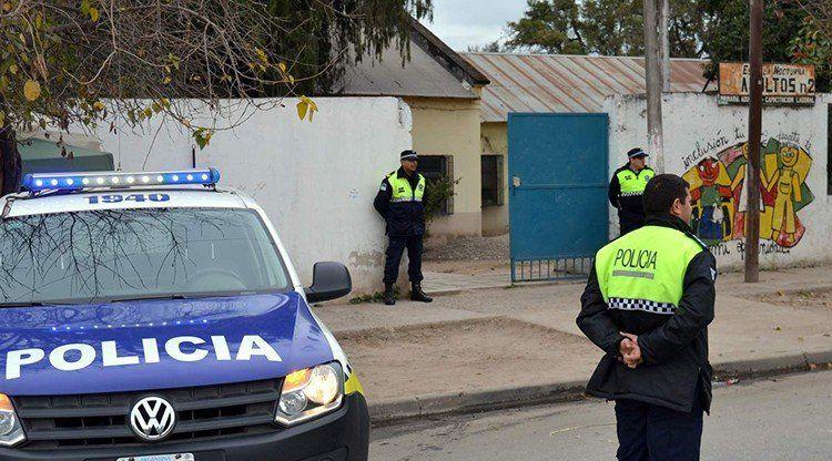 Elecciones: un operativo policial garantizará la seguridad
