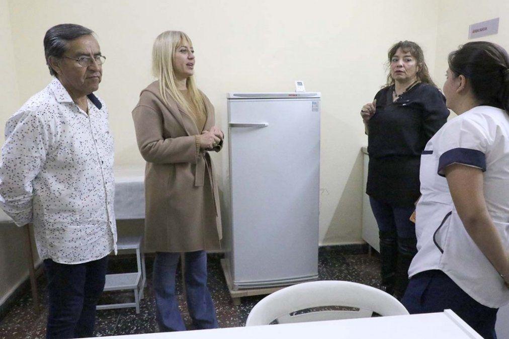 Vienen de otras provincias a pedir soluciones en Salud Pública