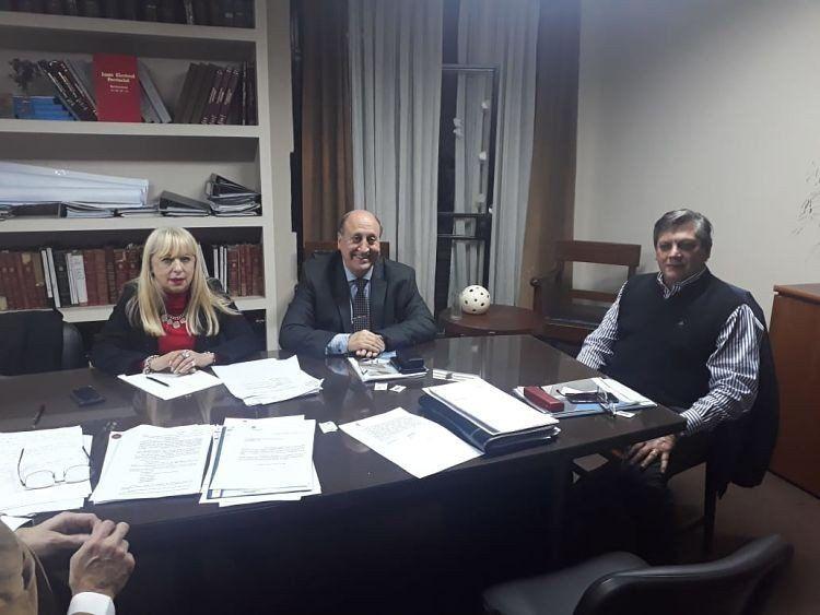 Estela Giffoniello es la nueva vocal de la Junta Electoral Provincial