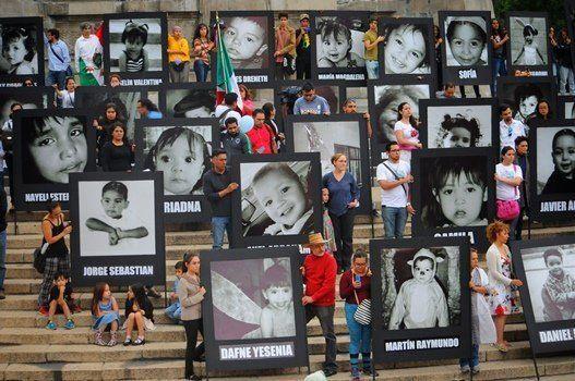 Se cumple una década del incendio en la guardería mexicana ABC