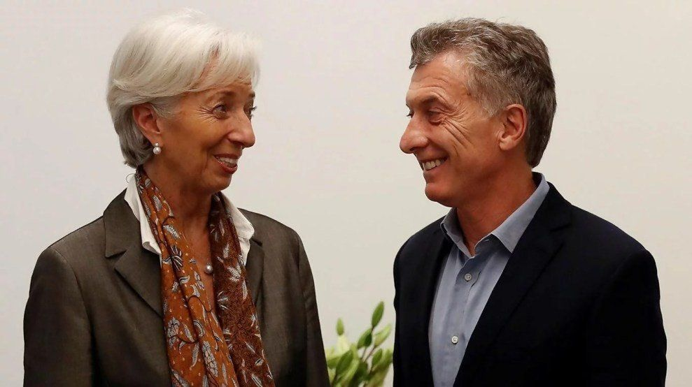 Lagarde reconoció que el FMI subestimó la crisis de la Argentina