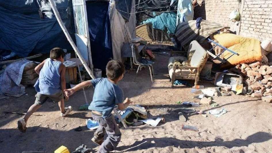 Informe de la UCA: el 51,7% de los chicos son pobres en Argentina