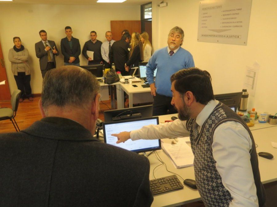 A un mes del Código Procesal Penal se desarrollaron 160 audiencias orales en Concepción