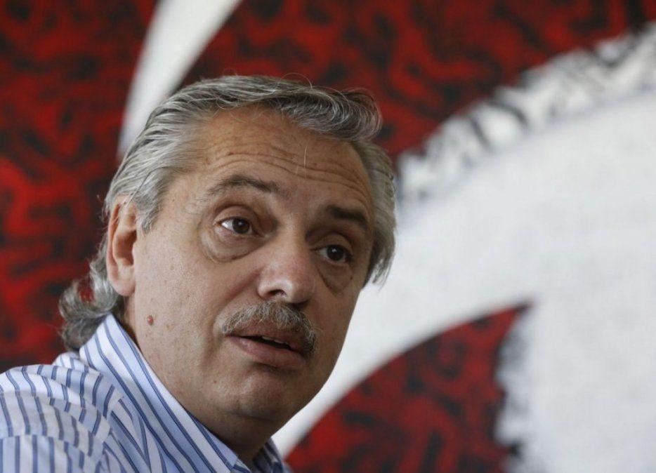 Alberto Fernández recibió el alta médica y vuelve a sus funciones
