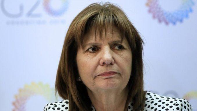 Bullrich cuestionó la demora de los jueces de Tucumán para autorizar medidas