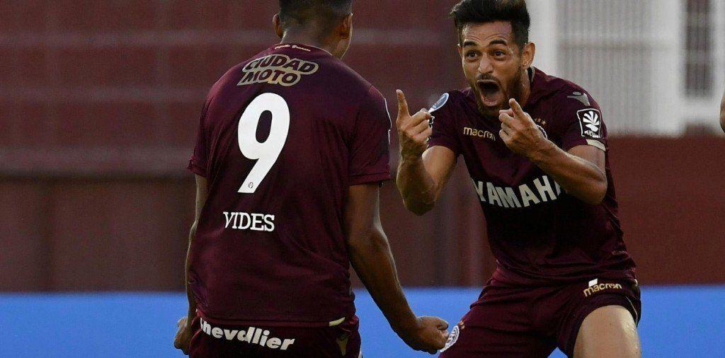 Finalmente Lanús jugará la Copa Sudamericana